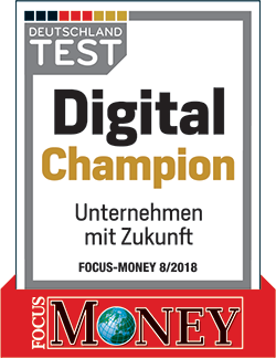 Digital Champion: focus-Money